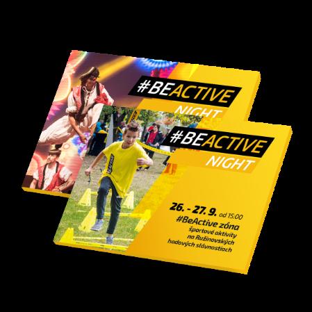BeActive night 2020
