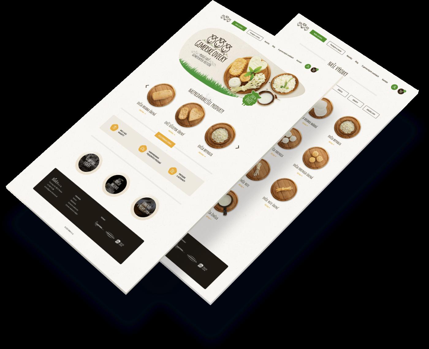 E-shop Gemerské Ovečky